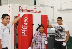 PerformCoat Employees